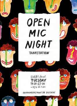 Open-Mic-Poster