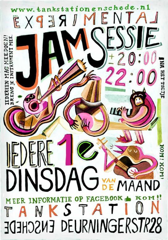 TS-Jamsessie