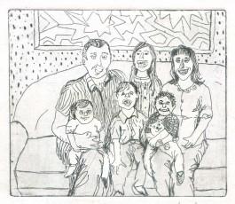 familie-op-bank