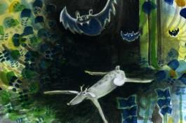 hertje-vleermuis